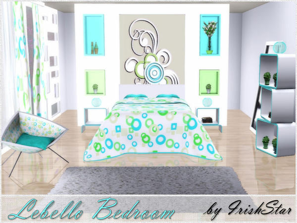 Lebello Bedroom by IrishStar