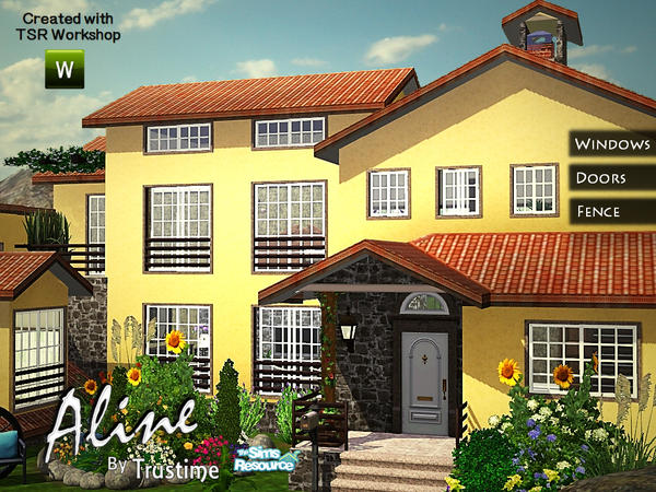 Aline «build set» by Trustime