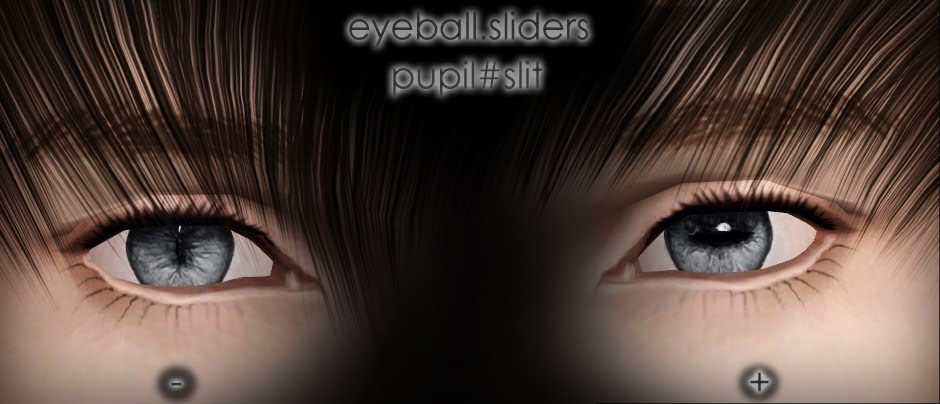 Eyeball Slider Set от aWT