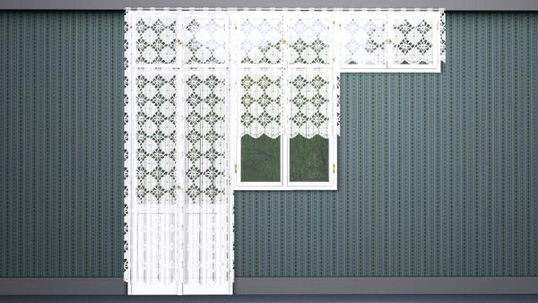 Sheer and Lace Curtains by madaya74