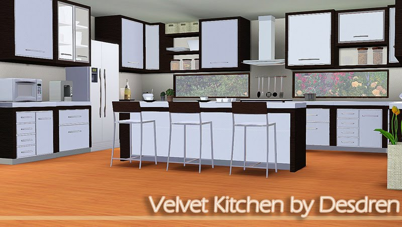 Velvet Kitchen от Desdren