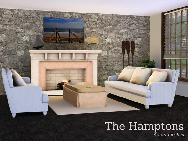 The Hamptons by Angela