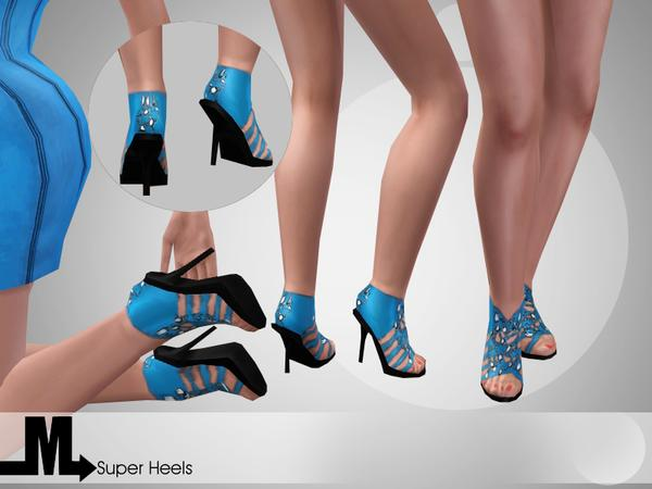 Super Heels by MiraMinkova