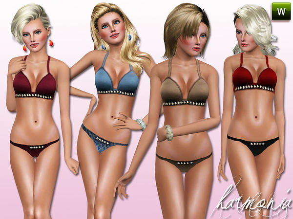 Abercrombie Exclusive Set 060 by Harmonia09