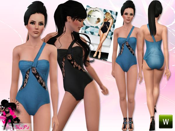 Tate Swimsuit by Miraminkova