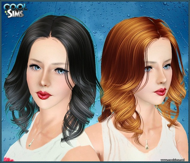 Female Hair 93 by Anto