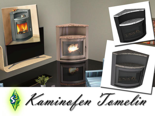 Fireplace Tomelin by ruhrpottbobo