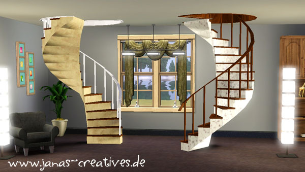 Eleganza stairs by Fanny