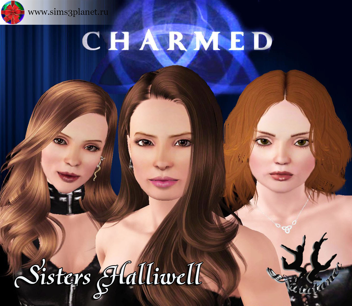 Sisters Halliwell by natatanec