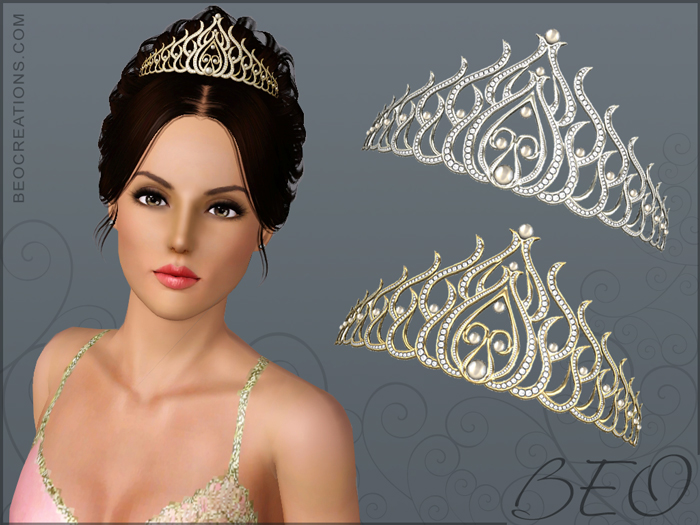 DIAMOND TIARA by BEO