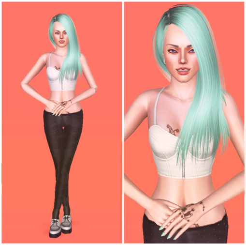 Pose Pack no.17 by Black