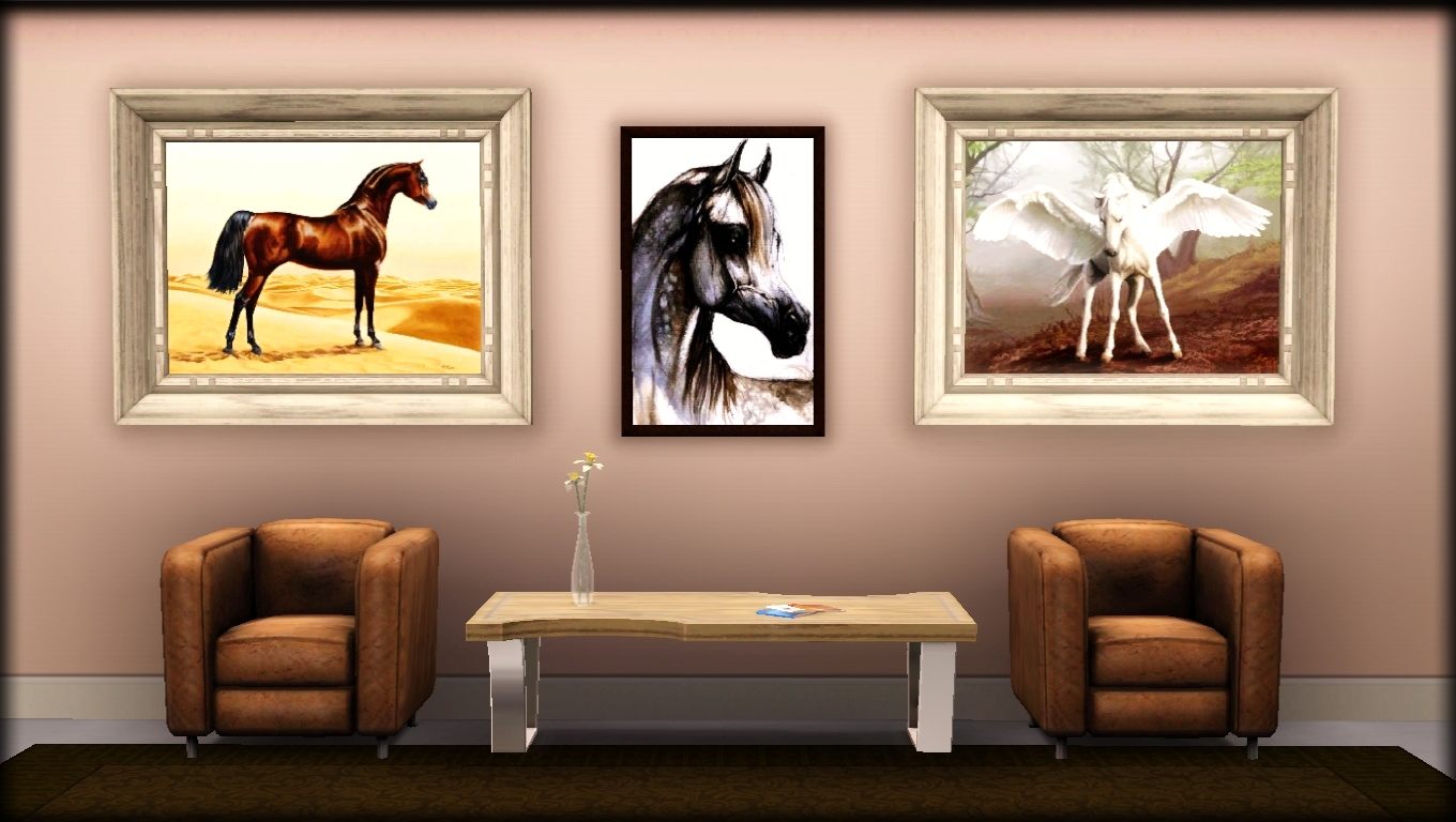 Paintings Set by X-tina