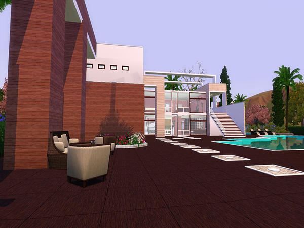 Hollywood Hills 32 by Pralinesims
