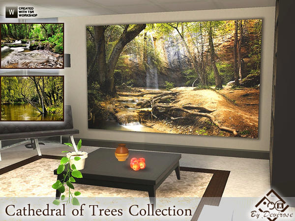 Cathedral of Trees Collection by Devirose