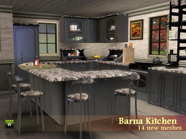 Barna Kitchen by Flovv