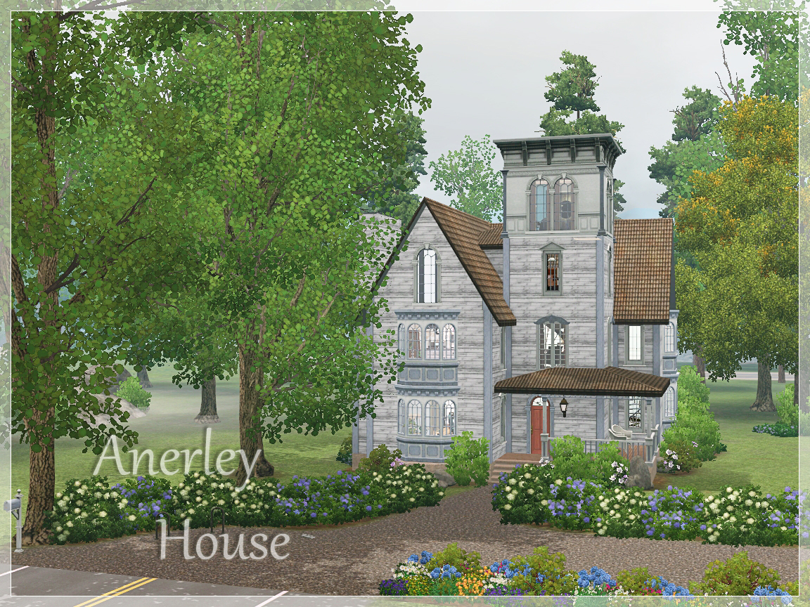 Anerley house by Simsplification