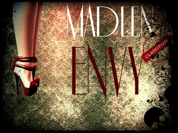 Madlen Envy Shoes by MJ95