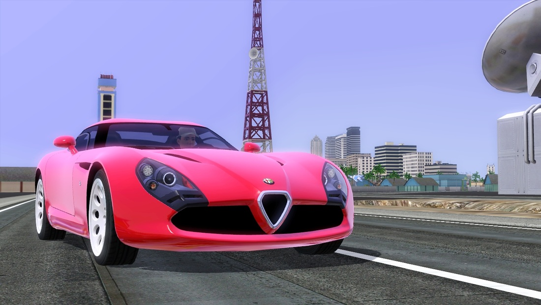 2012 Alfa Romeo TZ3 Stradale by Understrech Imagination