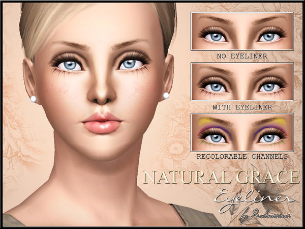 Natural Grace Eyeliner by Pralinesims