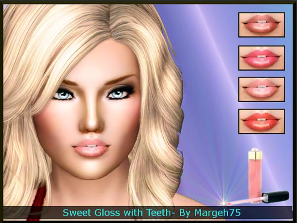 Sweet Gloss with Teeth by Margeh-75