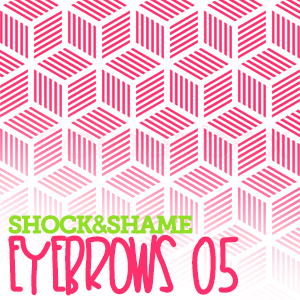 Eyebrows 05 by Shock&Shame