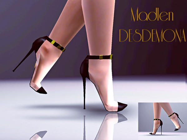 Madlen Desdemona Shoes by MJ95