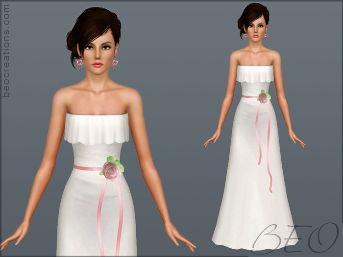 Wedding Gown 12 by BEO