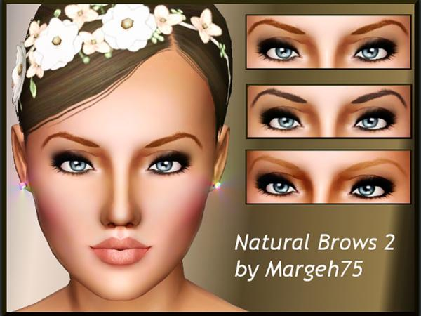 Natural brows 2 by Margeh-75