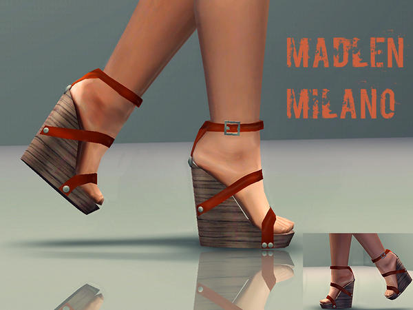 Madlen Milano Shoes by MJ95