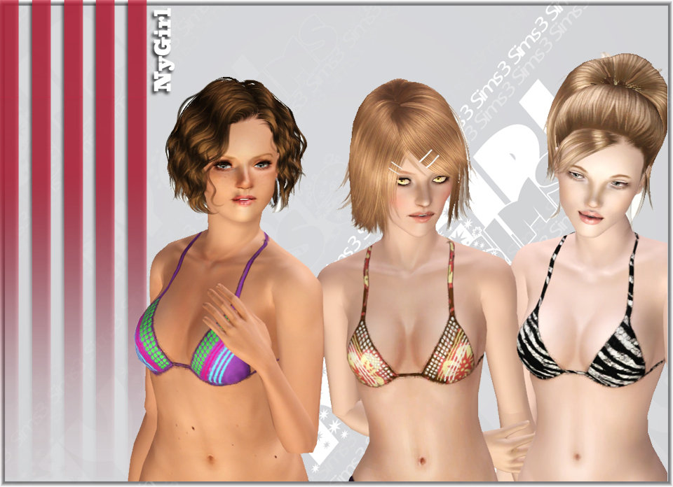 IP Bikini top De-Jacketed (Base Game Completed) by NyGirl
