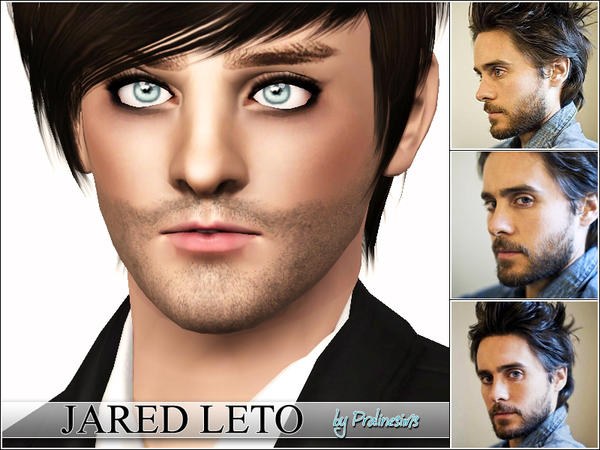 Jared Leto by Pralinesims