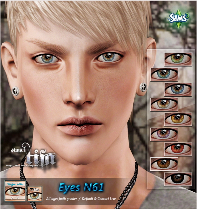 Eyes N61 by Tifa