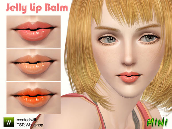 Jelly Lip Balm by MINISZ
