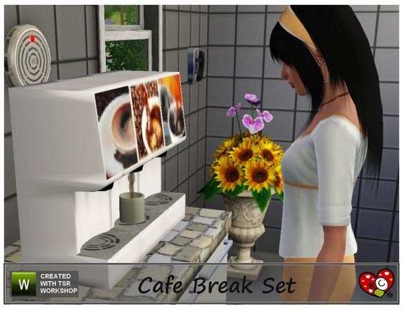 Cafe Break Set by mensure