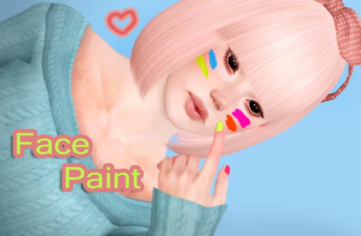 Face-Paint by simaniacos