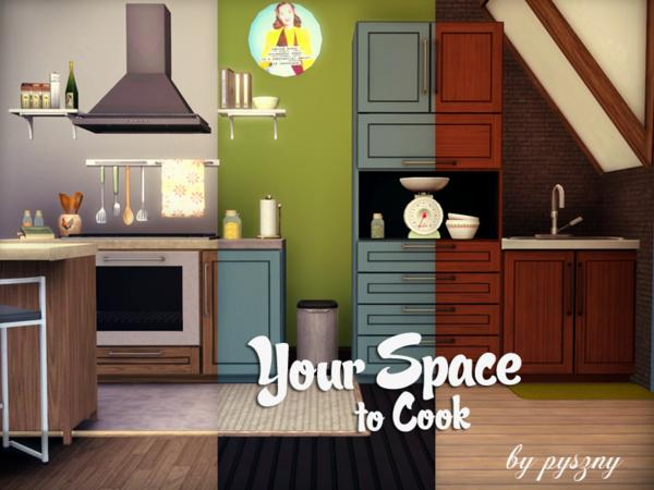 Your Space To Cook by pyszny16