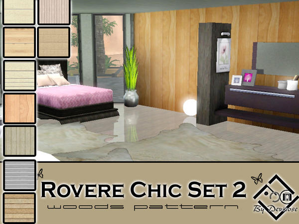 Rovere Chic Set 2 by Devirose