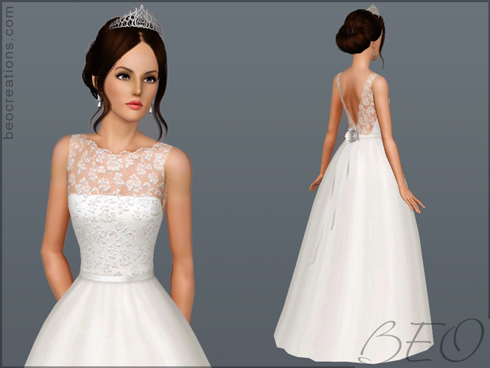 Wedding Gown 14 by BEO