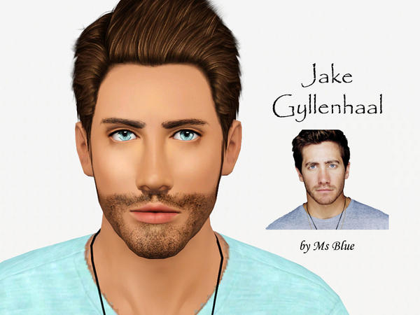 Jake Gyllenhaal by Ms Blue