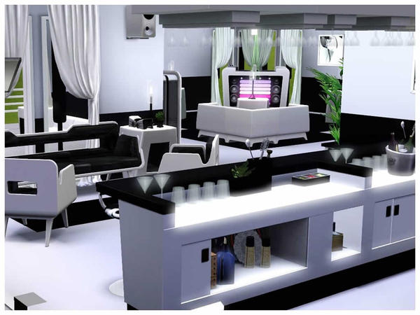 Black Velvet - Exclusive Lounge by fsdesign