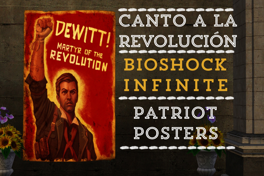 BioShock Infinite - Patriot Posters