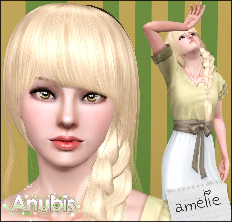 Amelie Buisson от Anubis360