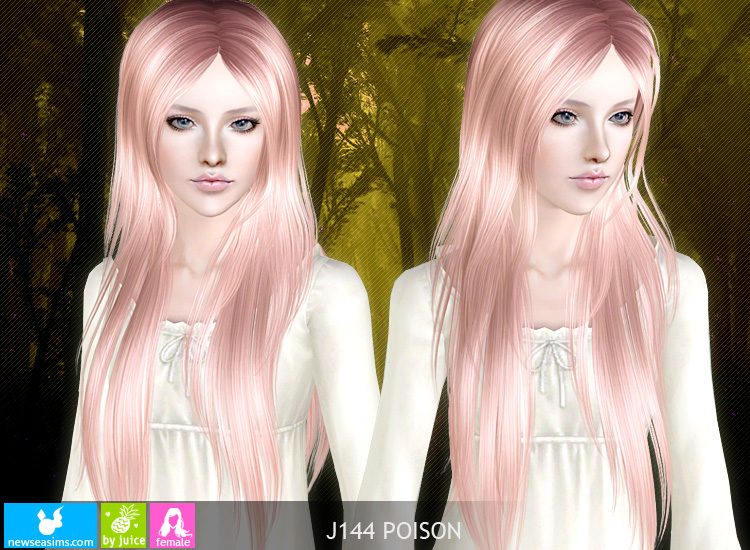 J144 Poison hair by Newsea