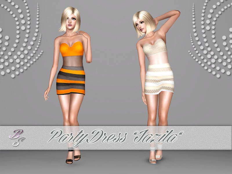 Party Dress by BeeStyle