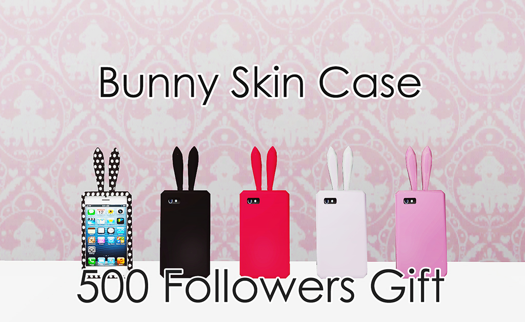 Bunny & Cross Case Set by Rukisims