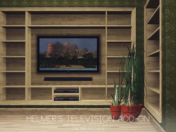 Helmers TV Add On by DT456