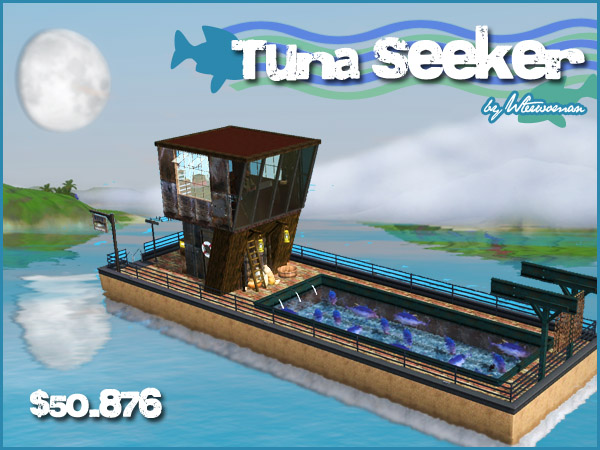 Tuna Seeker by Waterwoman