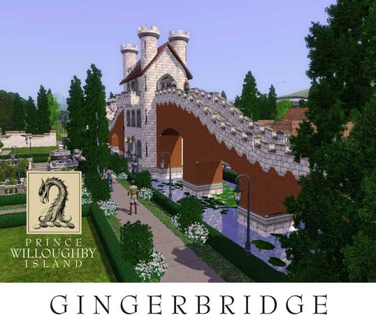 Gingerbridge on PWI  by gissence
