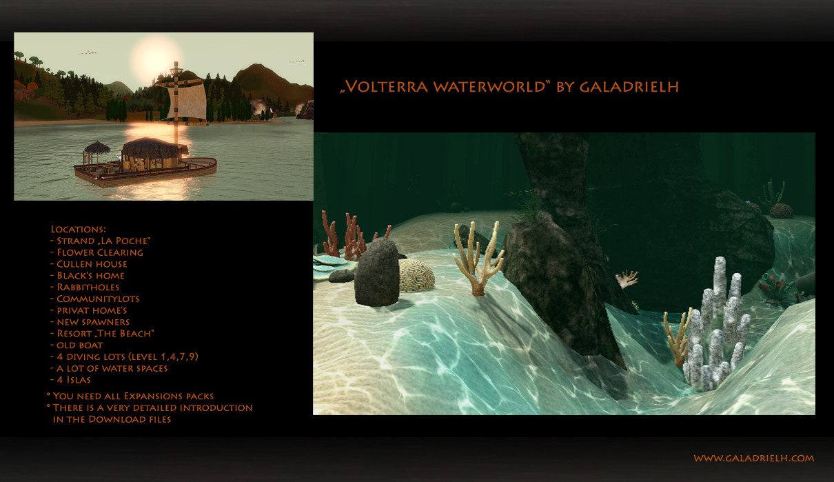 Volterra Waterworld by Galadrielh