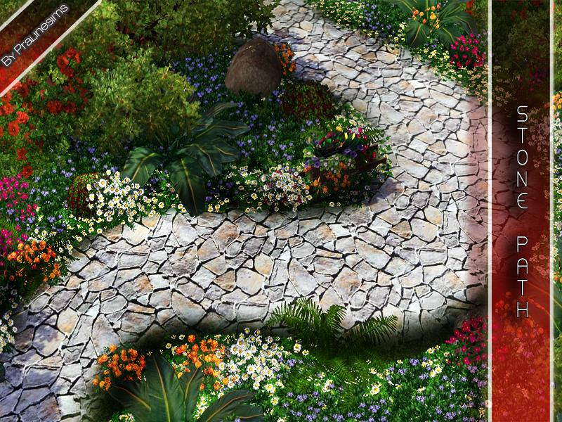 Stone Path by Pralinesims